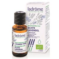 Ladrôme Essentiële Olie Echte Lavendel Bio 30 ml