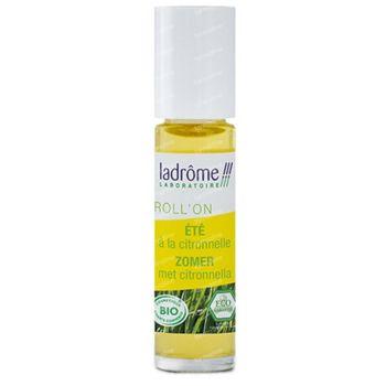 Ladrôme Anit-Muggen Roll'On Citronella Bio 10 ml