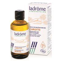 Ladrôme Huile Végétale Carotte Bio 100 ml
