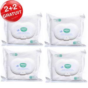 Galenco Baby Lingettes Nettoyantes Douces 2+2 GRATUIT 4x70 pièces