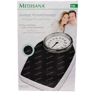 Medisana  Pèse-Personne Analogique PSD 1 pièce