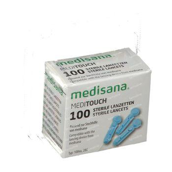 Medisana Lancetten voor Meditouch2 100 stuks