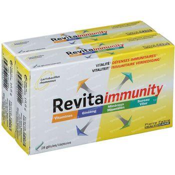 RevitaImmunity 1+1 GRATUIT 2x28 capsules