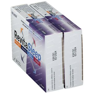 RevitaSleep 1+1 GRATUIT 2x30 capsules