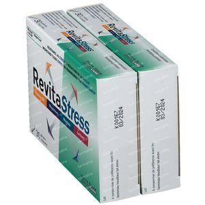 RevitaStress 1+1 GRATUIT 2x30 capsules