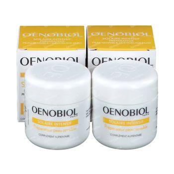 Oenobiol Solaire Intensif Peau Sensible TRIO 3x30 capsules