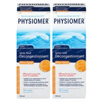 Physiomer Sinus Spray Nasal DUO 2x135 ml