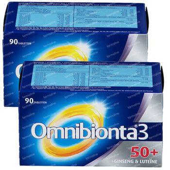 Omnibionta 3 50+ DUO 2x90 tabletten