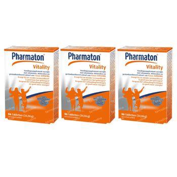 Pharmaton Vitality TRIO 3x56 comprimés