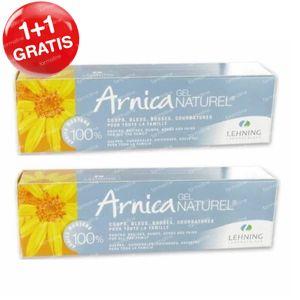 Lehning Arnica Gel 1+1 GRATIS 2x50 g
