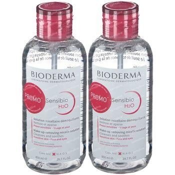 Bioderma Sensibio H2O Micellair Water DUO 2x850 ml