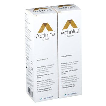 Actinica Lotion SPF50+ DUO 2x80 g