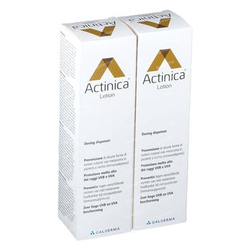 Actinica Lotion DUO 2x80 g