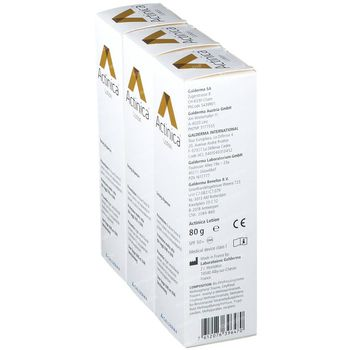 Actinica Lotion TRIO 3x80 g