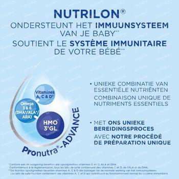 Nutricia Pack met Opvolgmelk, Fruit-en Maaltijdpotje voor Baby's 8 Maanden 1 set