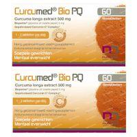 Curcumed Bio PQ DUO 2x60  tabletten