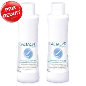 Lactacyd Pharma Soin Intime Lavant Hydratant DUO Prix Réduit 2x250 ml