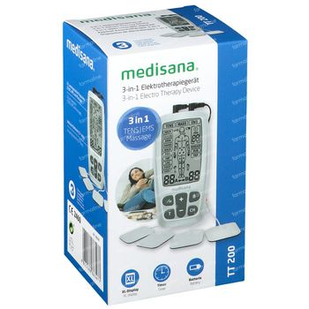 Medisana 3-in-1 Elektrotherapie TT 200 1 stuk