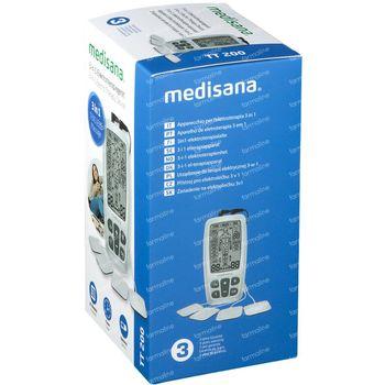 Medisana 3-en-1 Electrothérapie TT 200 1 pièce