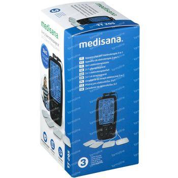 Medisana 3-in-1 Elektrotherapie TT 205 1 pièce