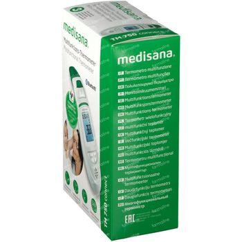 Medisana Multifunctionele Thermometer Infrarood TM 750 Connect 1 stuk