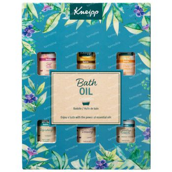 Kneipp Huile de Bain Collection Gift Set 1 set
