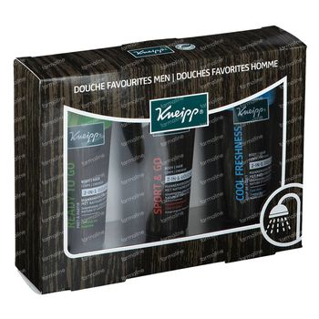 Kneipp Homme Favorises de Douche Gift Set 1 set