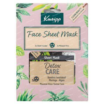Kneipp Sheet Masques Gift Set 1 set