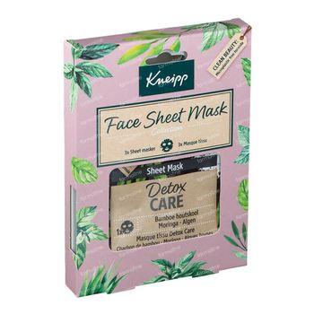 Kneipp Sheet Maskers Gift Set 1 set