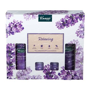 Kneipp Lavande Luxe Gift Set 1 set