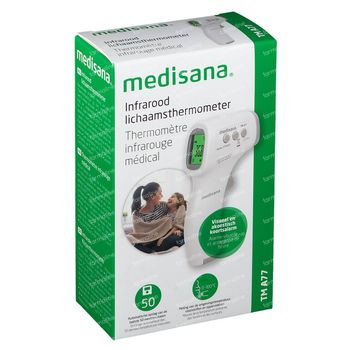Medisana Thermomètre Infrarouge Médical TM A77 1 pièce