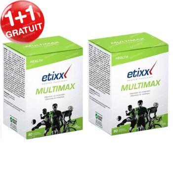 Etixx Multimax 1+1 GRATUIT 2x90 comprimés