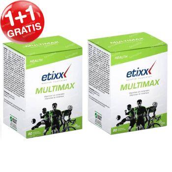 Etixx Multimax 1+1 GRATIS 2x90 tabletten