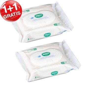 Galenco Baby Zachte Reinigingsdoekjes 1+1 GRATIS 2x25 stuks