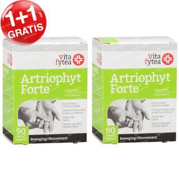 Vitafytea Artriophyt Forte Gewrichten 1+1 GRATIS 2x90 tabletten