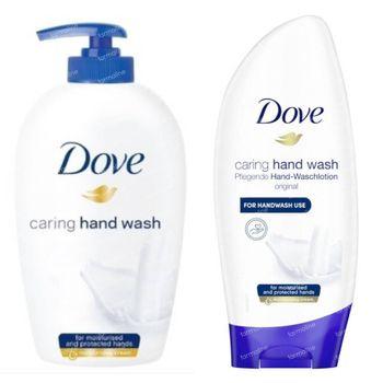 Dove Caring Hand Wash Original DUO 2x250 ml