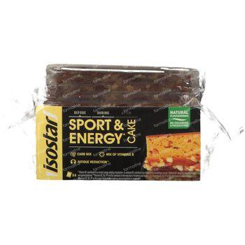Isostar Sport & Energy Cake 176 g