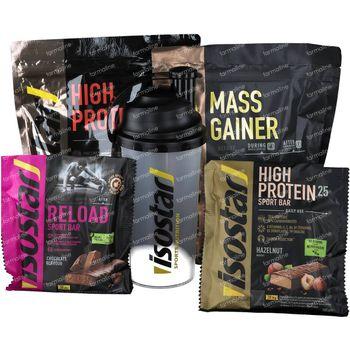 Isostar Protein Pack 1 set