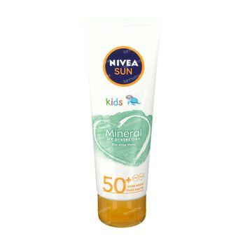 Nivea Sun Kids Mineral UV Protection Bio Aloe Vera SPF50+ 50 ml