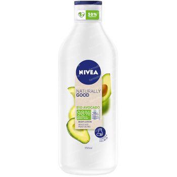 Nivea Naturally Good Body Lotion Bio Avocado 350 ml