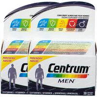 Centrum Men 1+1 GRATUIT 2x30  comprimés