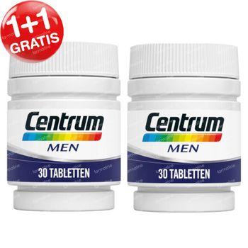 Centrum Men 1+1 GRATIS 2x30 tabletten