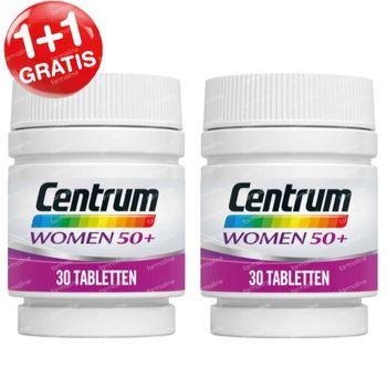 Centrum Women 50+ 1+1 GRATIS 2x30 tabletten