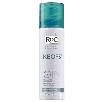 RoC Keops Deo Spray Fresh 100 ml