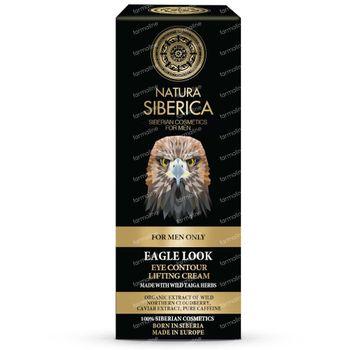 Natura Siberica Men Liftende Oogcrème Eagle Look 30 ml