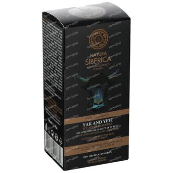 Natura Siberica Men Icy After Shave Gel Yak And Yeti 150 ml