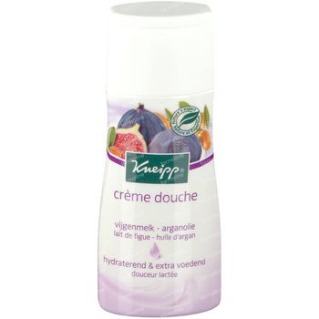 Kneipp Douchecrème Vijgenmelk - Arganolie 200 ml