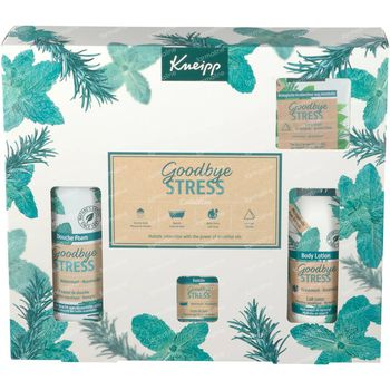 Kneipp Goodbye Stress Luxe Gift Set 1 set