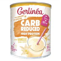 Gerlinéa Carb Reduced - High Protein Shake Vanille 240 g