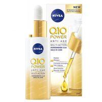 Nivea Q10 Power Anti-Age Multi-Action Huile de Soin 30 ml